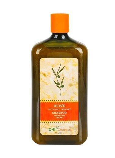 Chi Chi Organik Zeytinli  Besin Terapisi Şampuanı 750 Ml Renksiz